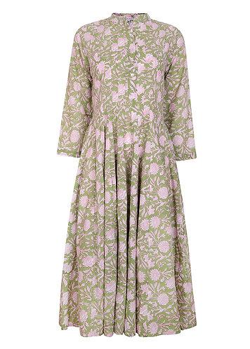 Bollywood Dress - Sikkim Green