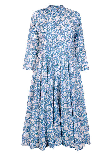 Bollywood Dress Pukka Blue