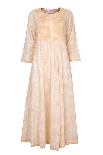 Bazaar Dress - Yellow