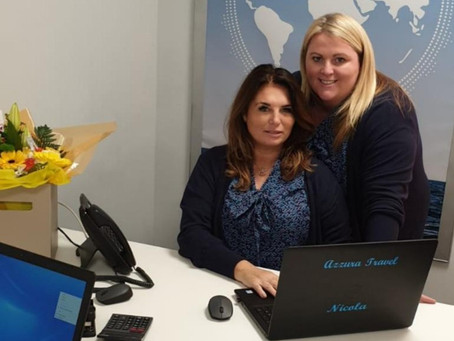 Q&A with Nikki and Nicola of Azzura Travel