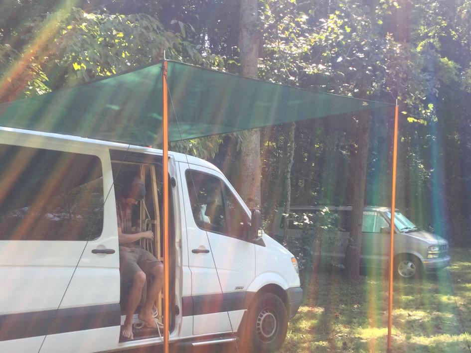 Van Setup