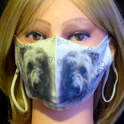 Your Own Doggy Mask/Face Covering