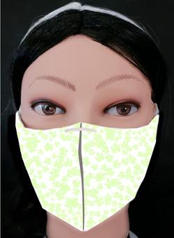 Maple Leaf Mask Model