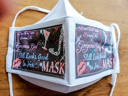 Party Bling Mask/Face Covering