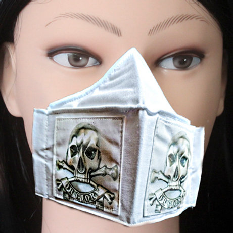 Skull and Crossbones Mask/Face Covering