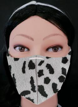 Animal Skin 2 Mask Model