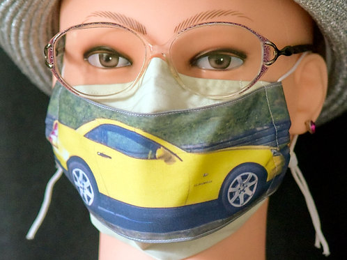 My own SLK230 Photograph Mask/Face Covering