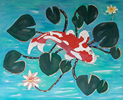 Paintings of Fish