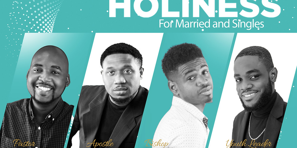 Man Talk: Finding Holiness