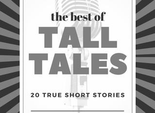 My newest book: The Best of Tall Tales