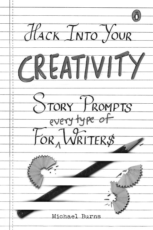Purchase my book Hack into Your Creativity