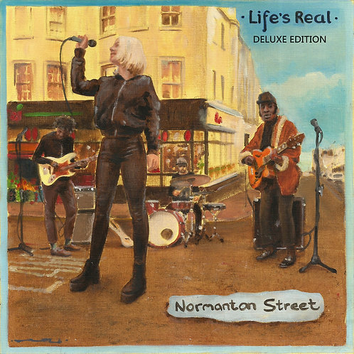 Life's Real EP (Deluxe Edition) - CD