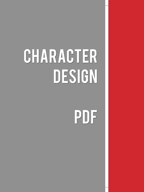 Character Design: The Four Factors in Creating Great Characters