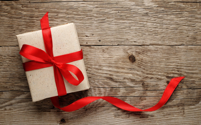 Giving gifts in storytelling