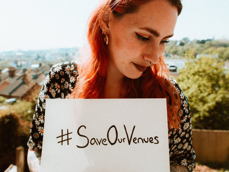 #saveourvenues campaign to help grassroots music survive
