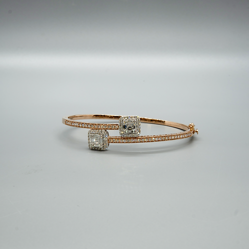 Beverly Diamond Bangle