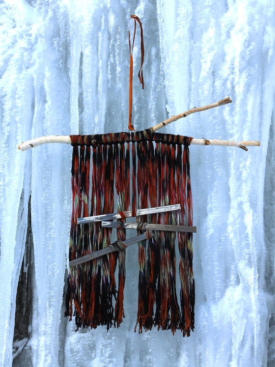 """Red Collection """"Rusted Birch"""""""