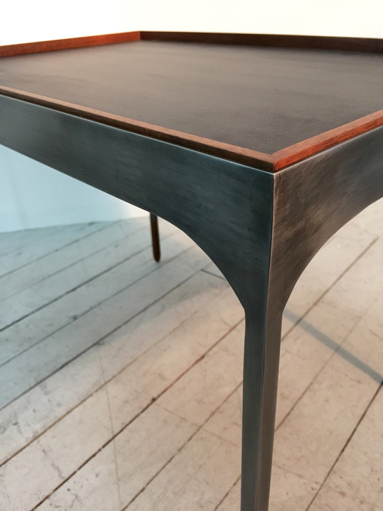 Commissioned Side Table - Detail