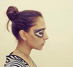 Face-paint 1