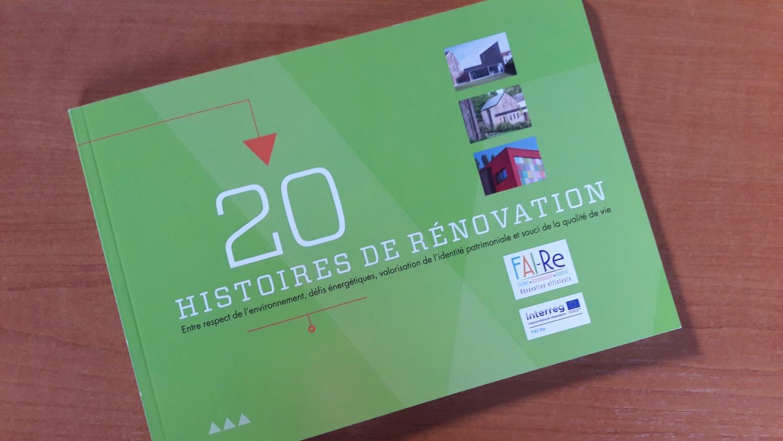 20 histoires de rénovations