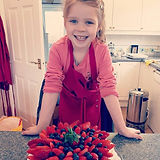 My little chef in training! _#family #fa