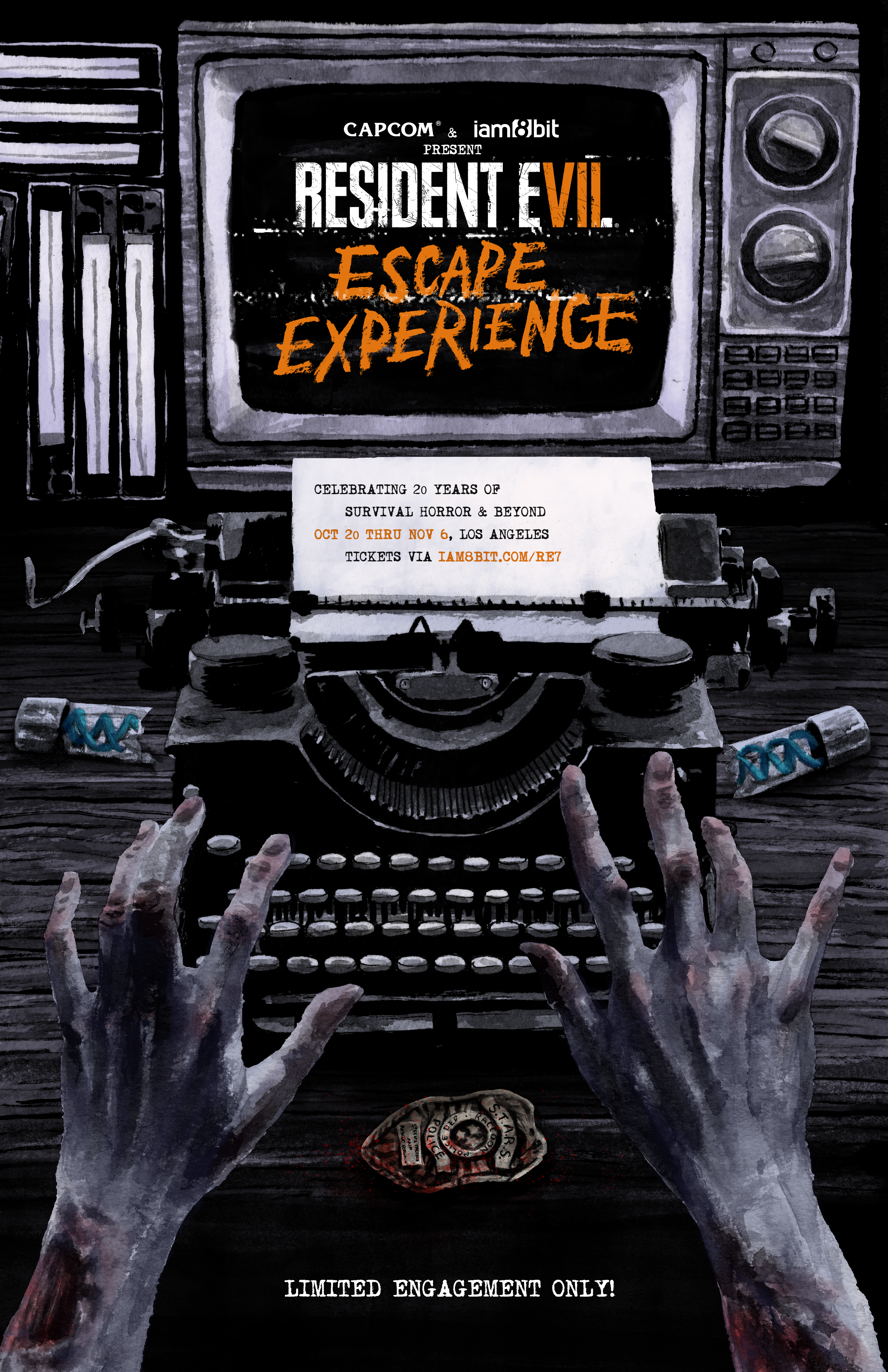 RE VII: Escape Experience