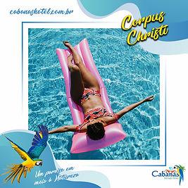 Cabanas Termas Hotel - Corpus Christi.jp