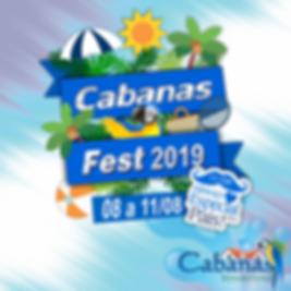 Cabanas Termas Hotel - Cabanas Fest 2019