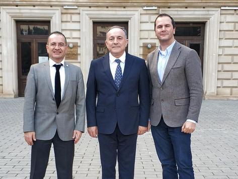 Azerbaycan Teknik Universitesi Rektörü'nün Daveti