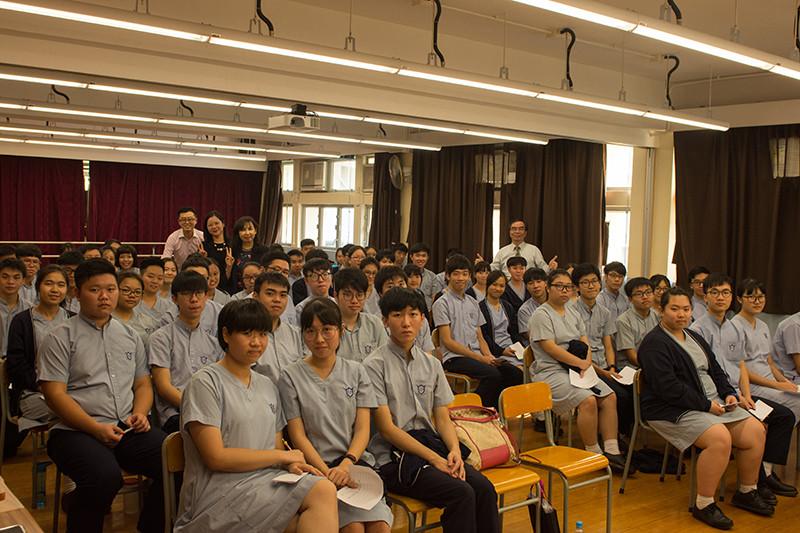 台灣升學講座