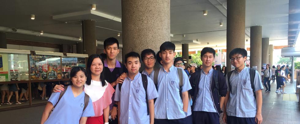香港理工大學資訊日