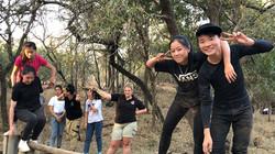夢計劃不一樣的方式學習英語——南非野生動物保育之旅.