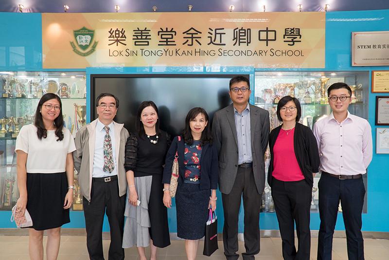 台灣大學訪校