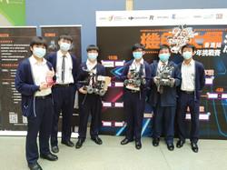 RoboMaster機甲大師比賽2021