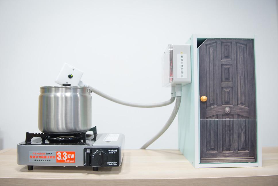 智能煮食警報系統