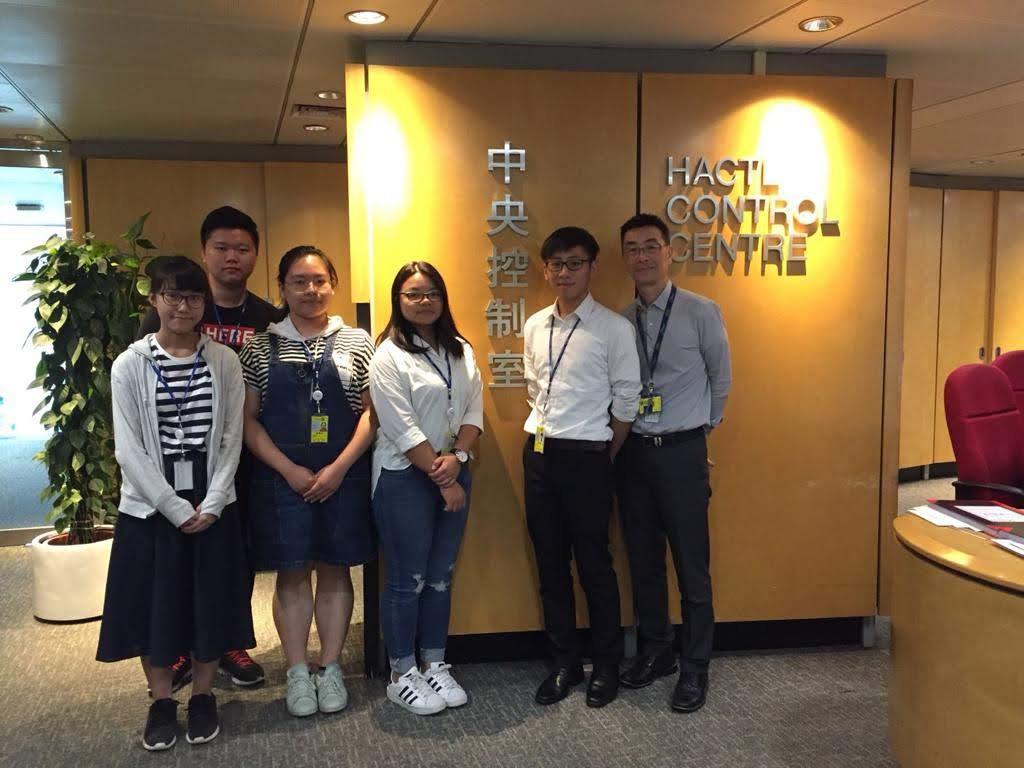 香港空運貨站有限公司文書處理工作
