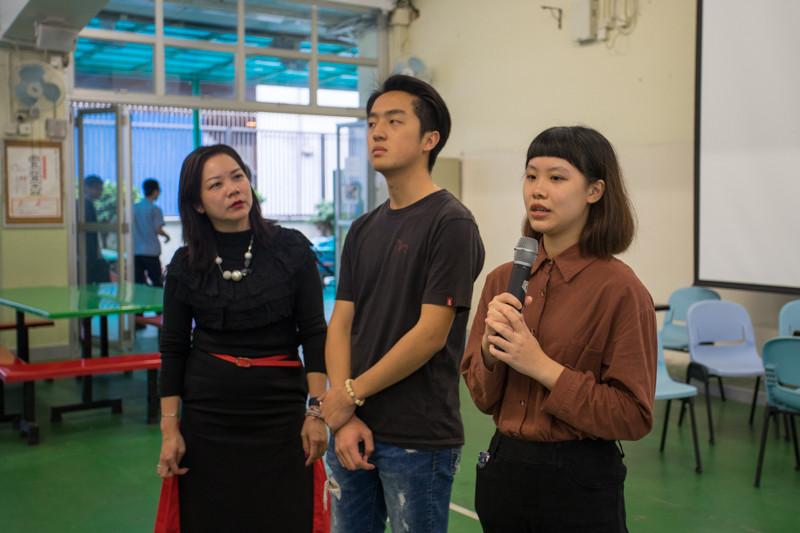 VTC & HKCC講座 - 校友分享