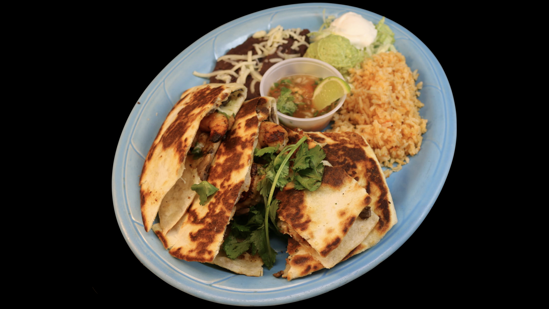 Rancho House Quesadilla