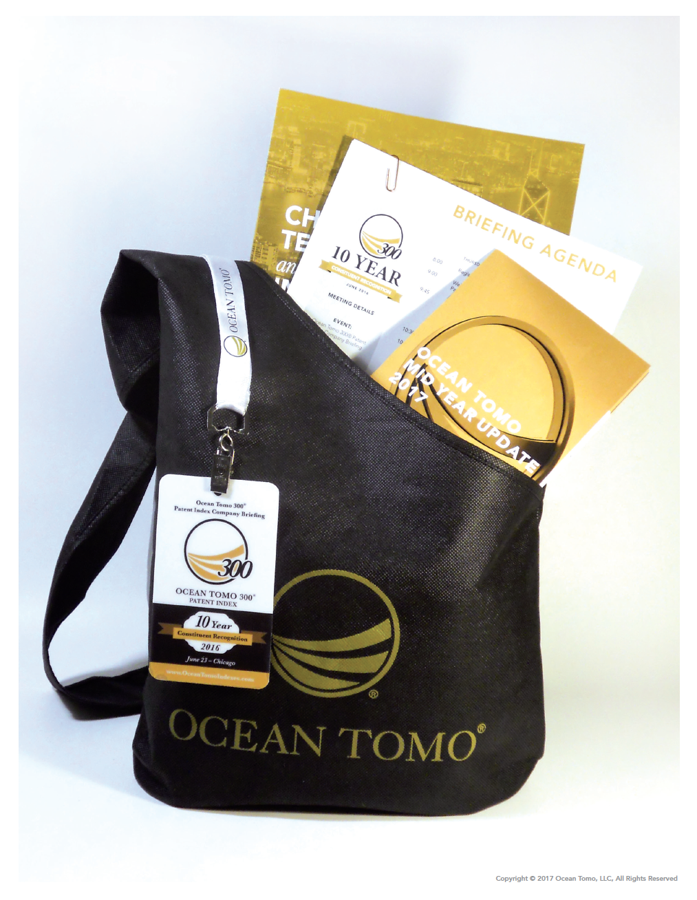 Ocean Tomo Convention Bag