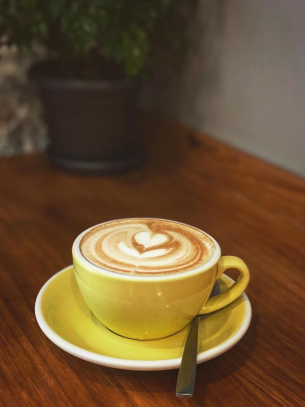 Zero Point Coffee Shop