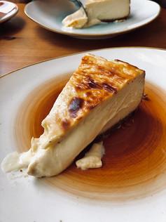Tarta de queso temblona