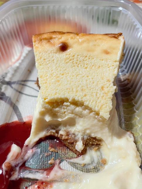 Tarta de queso Payoyo