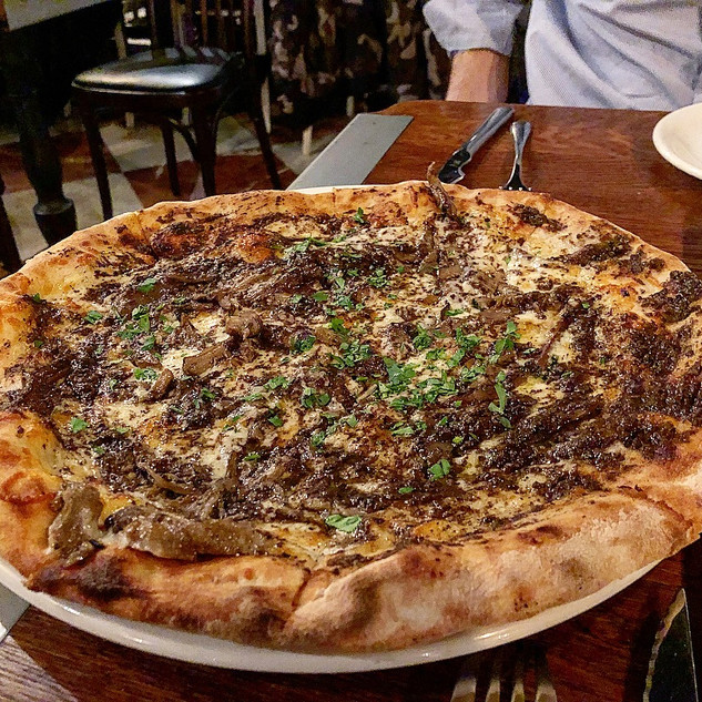 Pizza Boletus