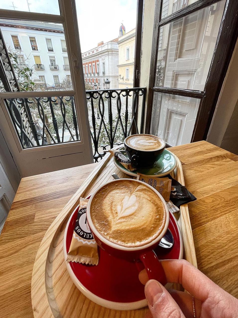 Flatwhite y Cappuccino