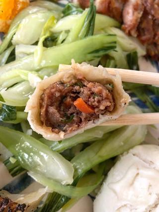 Dumplings de cordero