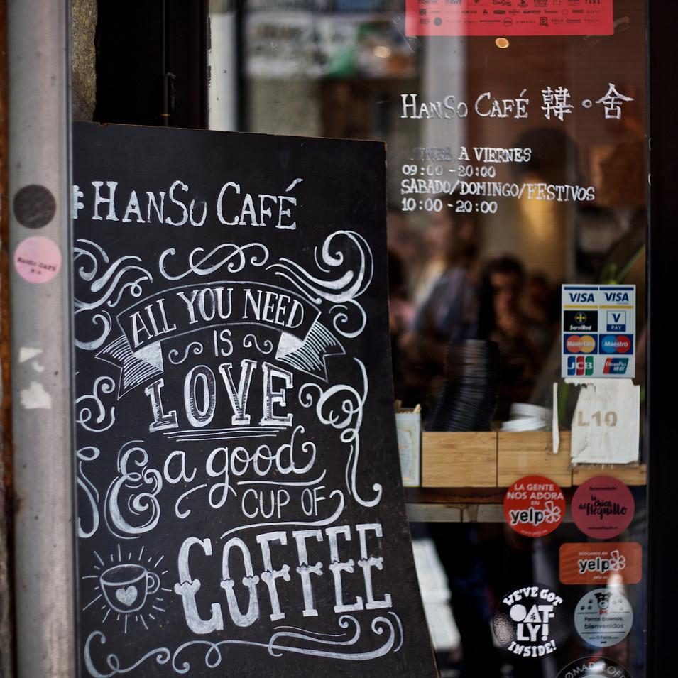 Hanso café