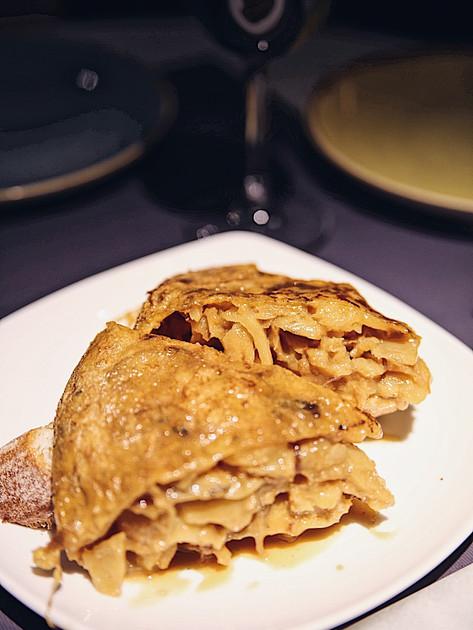 Pintxo de Tortilla