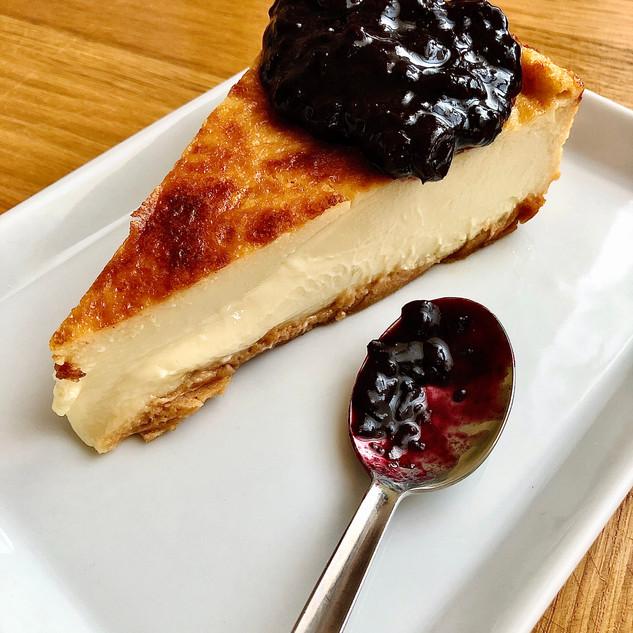 Tarta de queso azul (Mayo 2020)