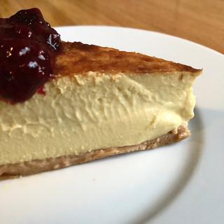 Tarta de queso azul (Julio 2020)