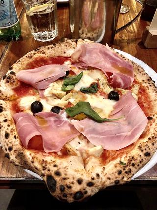 Pizza Ferragni Testarossa